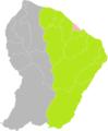 Macouria-Tonate (Guyane) dans son Arrondissement.png