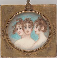 Madame Jerome Bonaparte (Elizabeth Patterson)