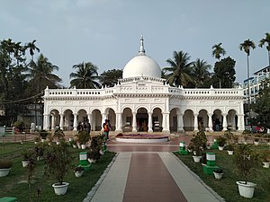 Madan Mohan Temple of Cooch Behar Town at Cooch Behar district in West Bengal 14.jpg