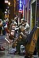 Madrid. Street musicians. Arenal street. Spain (4080449926).jpg