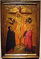 Maestro della pietà (attr.), crocifissione, 43,5x29,5 cm, coll. privata.JPG