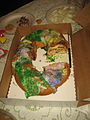 Magazine Carnival 2011 Thoth King Cake.JPG