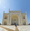 Main Southern Portal and Pishtaqs - Taj Mahal - Agra 2014-05-14 3839-3844 Archive.tif