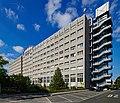 Mainz- Universitätsmedizin- Gebäude 505 (Chirurgie, Anästhesiologie, Radiologie, Zentrum für Orthopädie und Unfallchirurgie, Neurochirurgische Pathophysiologie u.a.) 11.8.2012.jpg