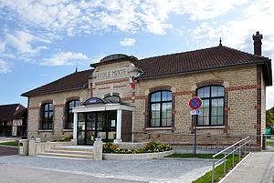 Barberey-Saint-Sulpice - The Town Hall