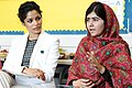 Malala and Freida Pinto meet the Youth For Change panel.jpg