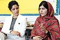Malala and Freida Pinto meet the Youth For Change panel.jpg