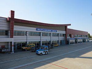 Malatya Erhaç Airport - Image: Malatya Erhaç Airport 1