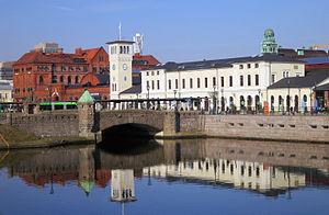 Forex stockholms central