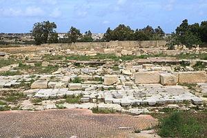 Tas-Silġ - Ruins of Tas-Silġ
