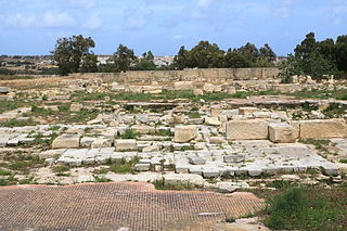 Multi-period sanctuary and archaeological site