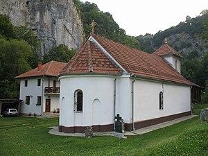Vratna monastery - The monastery of Vratna