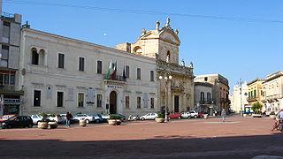 Мандурия,  Апулия, Италия