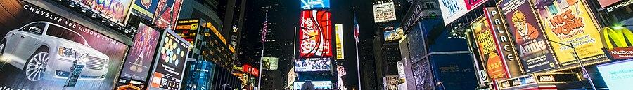 Manhattan page banner