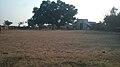Manjali Kalan schools and playground.jpg