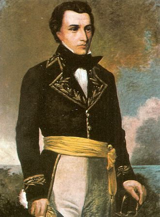 Curaçao - Manuel Piar, a Curaçao-born Venezuelan General-in-chief of an army