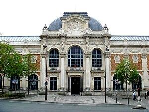Gobelins Manufactory - Manufacture des Gobelins, Paris.
