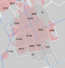Afbeelding CBS-wijken met inwonertallen