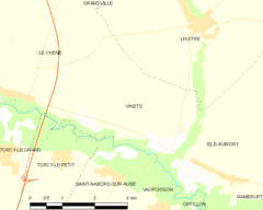 Map commune FR insee code 10436.png