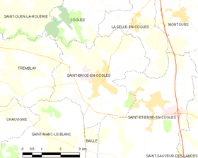 Map commune FR insee code 35257.png