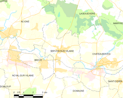 Map commune FR insee code 35327.png