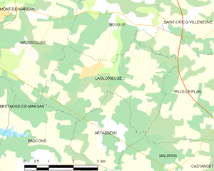 Map commune FR insee code 40139.png