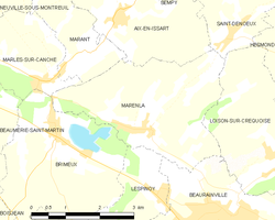 Map commune FR insee code 62551.png