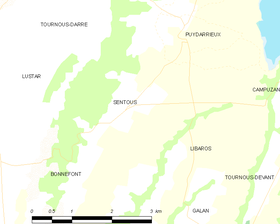 Map commune FR insee code 65419.png