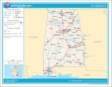 Outline Of Alabama Wikipedia