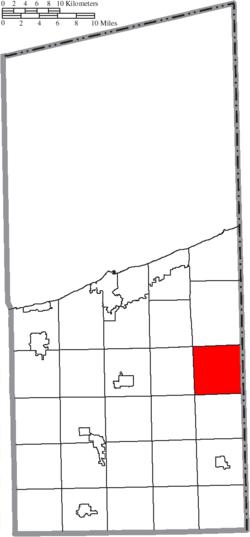 Image Result For Map Of Ashtabula County Ohio