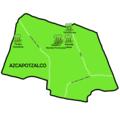Mapa Delegación Azcapotzalco 02.png