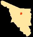 Mapa Municipios Sonora Cucurpe.png