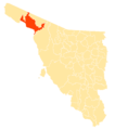 Mapa Municipios Sonora Puerto Peñasco.png