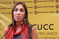 María Eugenia Vidal respondió las inquietudes de los periodistas luego de la reunión de Gabinete (6802956251).jpg