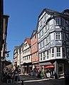 Marburg Barfüßerstraße 35 Grimm-Haus von O 01.JPG