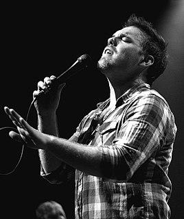 Marc Broussard American musician