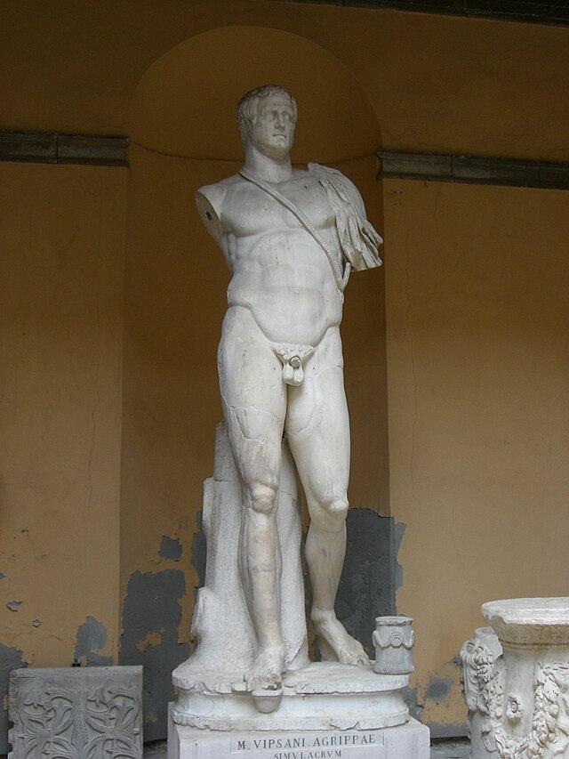 Marcus Vipsanius Agrippa - Wikiwand