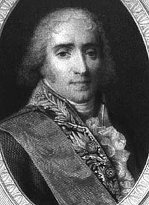 Hugues-Bernard Maret, duc de Bassano - Image: Maret