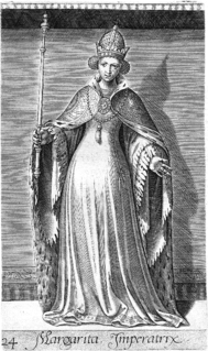 Margaret II, Countess of Hainaut Countess suo jure of Holland, Zeeland and Hainaut