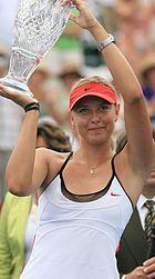 Acura Wiki on Maria Sharapova   Wikip  Dia