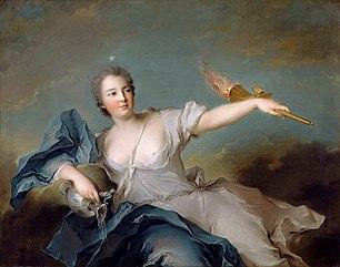 Marie-Anne de Nesle, Marquise de la Tournelle, Duchesse de Châteauroux (1717-1744)