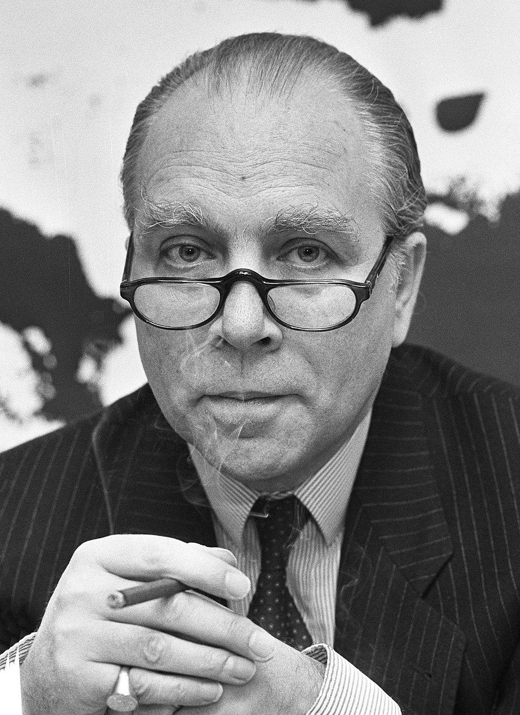 Mark Eyskens 1986
