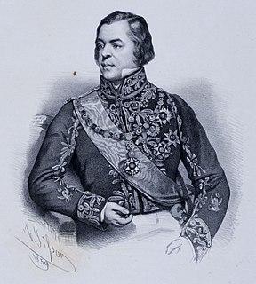 Felisberto Caldeira Brant, Marquis of Barbacena Brazilian general