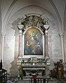 Marseille,église des Augustins-St Ferréol1,autel des Portefaix.jpg