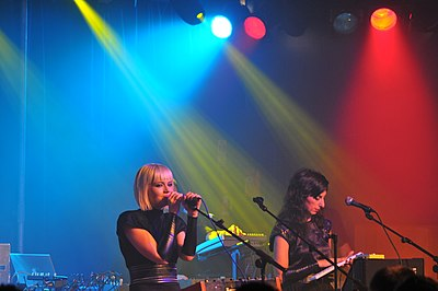 Picture of a band or musician: Marsheaux