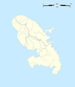 Sainte-Anne is located in Martinica