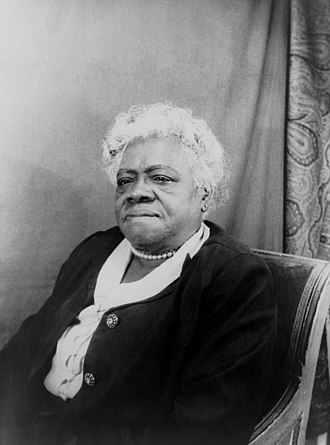 Mary McLeod Bethune - Mary Jane McLeod Bethune, photographed by Carl Van Vechten, April 6, 1949