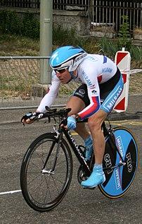 Matej Jurčo Slovak cyclist