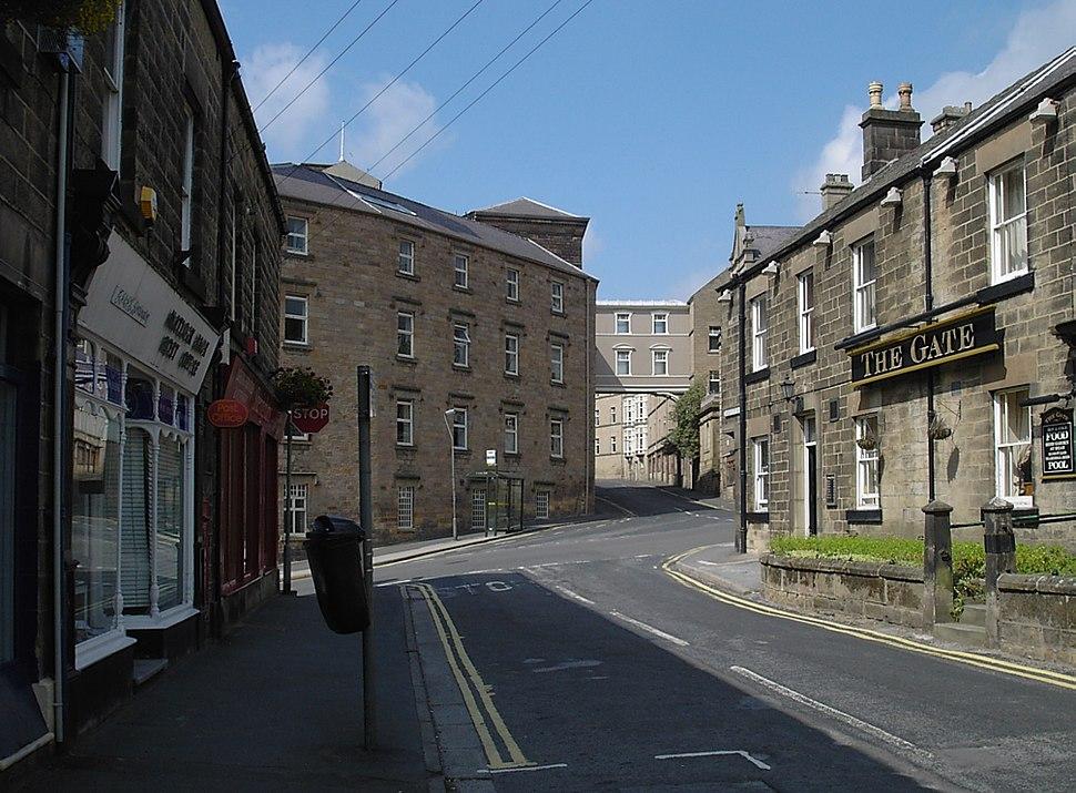 Matlock - The Gate Inn