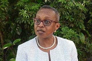 Rebecca Moeti Botswana physician